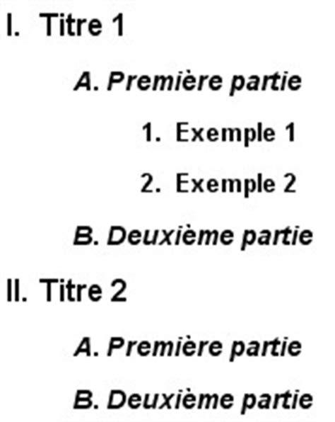 La mise en page sous Word : Le menu Format - Bureautique