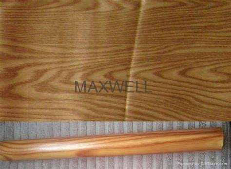 Pultruded Fiberglass Tube With Wood Grain Frpp002