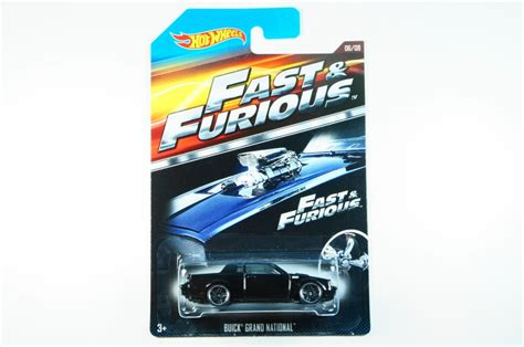 Hotwheels Fast And Furious fast furious wheels buick gn
