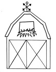 barn coloring pages coloring 4