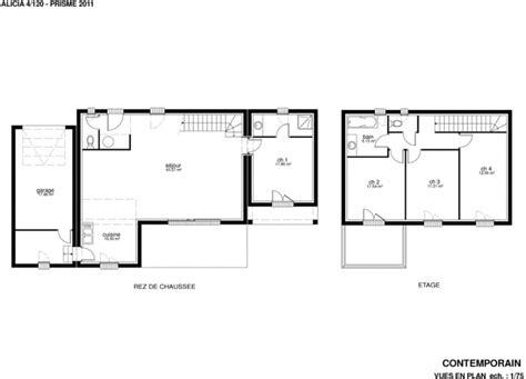 Villa Prisme Plan De Cagne by Constructeur Villas Prisme Pr 233 Sente Sa Maison Villa