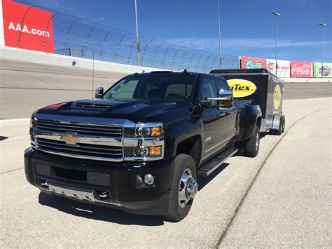 2017 Chevrolet Silverado HD First Drive ? More Than Just
