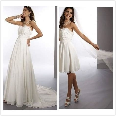 2 in 1 brautkleid 25 best ideas about convertible wedding dresses on