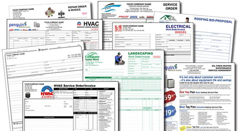 Business Forms Products Bespoke Printing Vectorprint Design Print Construction Business Forms Templates