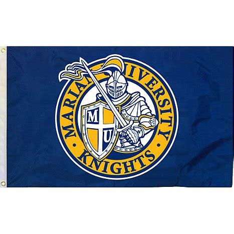 marian university knights 3' x 5' flag | marian university