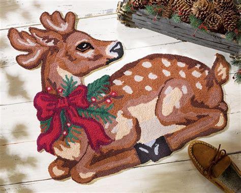 Reindeer Rug by Beautiful Rugs Home Designing