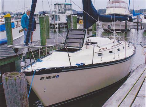 boats for sale in reedville va 1985 seidelmann yachts seidelmann 295 sailboat for sale in