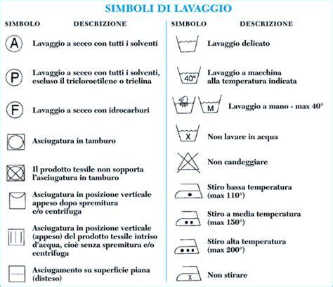 Simbolo Lavaggio In Lavatrice by Come Si Lava Il Bucato In Sicurezza