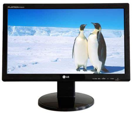 Monitor Kecil pengertian monitor crt lcd led dan plasma santekno