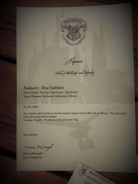 Hogwarts Acceptance Letter Kit flying hogwarts acceptance letters 20 set