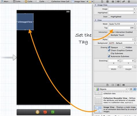xcode uicollectionview tutorial ios programming tutorial create grid layout using
