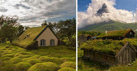 scandinavian houses 10 scandinavian houses with green roofs look out