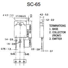 transistor d718 d718 datasheet d718 pdf pinouts circuit wing shing international