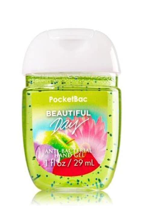 Bath Works Pb beautiful day pocketbac sanitizing gel bath