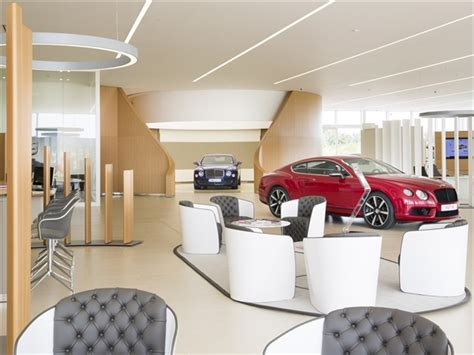 bentley showroom bentley gallery at pavillion relocates to a new showroom