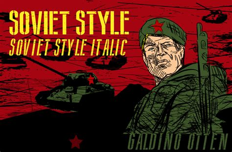 dafont russian soviet style font family 183 1001 fonts