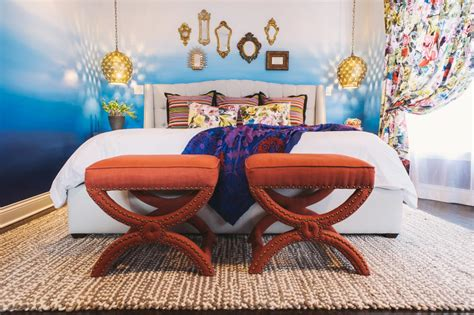 suzann kletzien 5 must haves for a boho chic look hgtv s decorating
