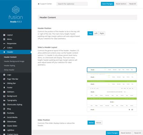 avada themes form customize the avada wordpress theme with csshero