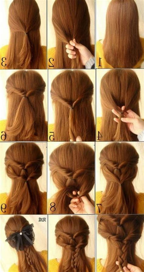 And Easy Hairstyles by Simple Hairstyles Hair Hairstyle For