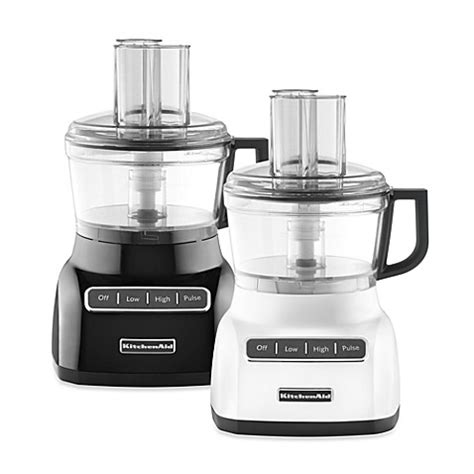 kitchenaid bed bath and beyond kitchenaid 174 174 7 cup food processor bed bath beyond