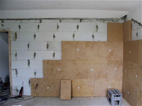 isolazione termica interna parete igrosan risanamento dall interno con sistema a