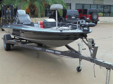 stratos boats texas stratos boats for sale in texas