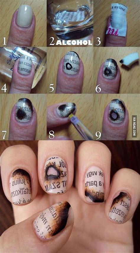 easy nail art book 20 easy step by step halloween nail art tutorials for