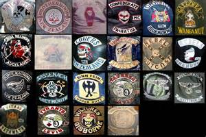 Former new zealand gangs chapter patches