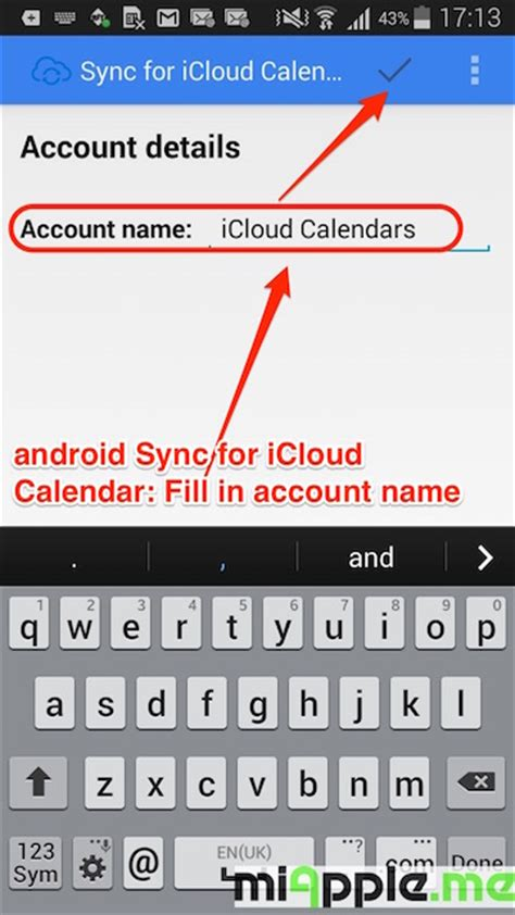 Calendar Sync Android Android How To Sync Icloud Calendars With Android Phones