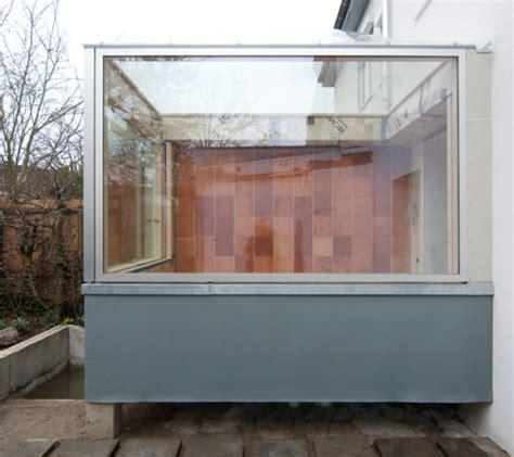 Erker Anbauen Beispiele by Wohnzimmer Im Garten Minimale Erweiterung Einer