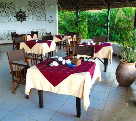 Dining Room Zanzibar Dining Room At Mbweni Ruins Hotel Picture Of Zanzibar