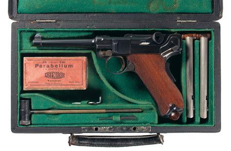 Gun Bag Tss2t extraordinary dwm u s army model 1900 test luger pistol with u s holster magazine pouch and