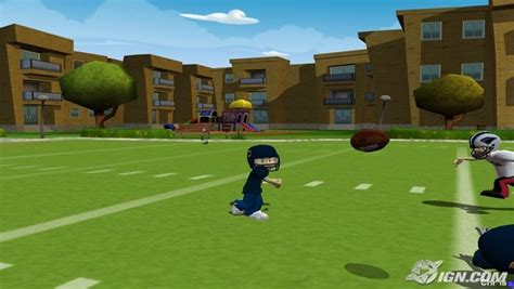 backyard footbal backyard football 10 screenshots pictures wallpapers