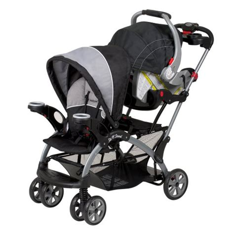 baby trend stroller with car seat tandem stroller infant car seat baby trend sit n stand