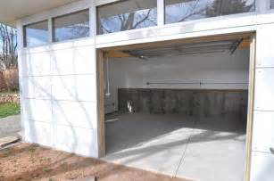 Shed com this owner is getting his studio shed garage man cave