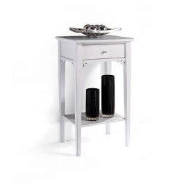 tavolino ingresso consolle 1 cassetto laccata bianco tavolino legno ingresso