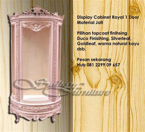 Lemari Royal Cupboard jual lemari hias ukir furniture indonesia jepara