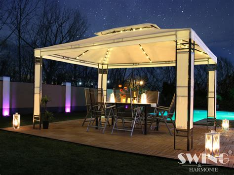 Pavillon 3x4m by Led Pavillon 3x4m 1022373180