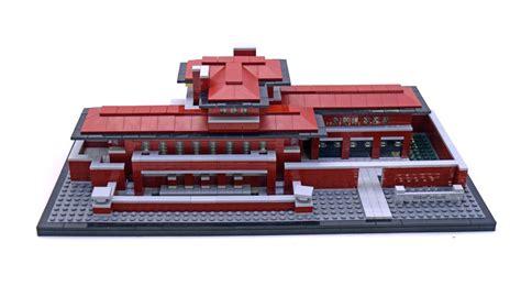 lego robie house robie house lego set 21010 1 building sets gt architecture