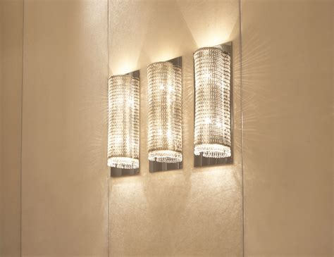Wall With Lights Nella Vetrina Visionnaire Murano Amanda Luxury Wall Light