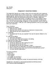 Violating Social Norms Essays by Violating Social Norms Essays