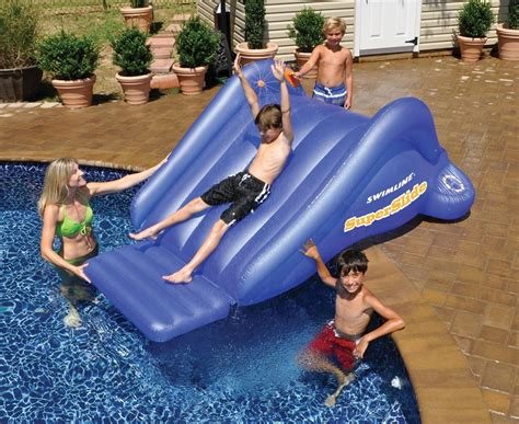 backyard water slides backyard inflatable water slides the shoppers guide