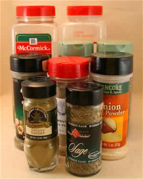 Spice Rack For Penzeys Jars by More Kitchen Gifts Kalyn S Herb Blend Kalyn S Kitchen