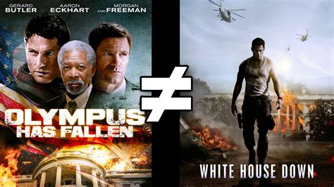 white house has fallen 24 reasons olympus has fallen white house down are