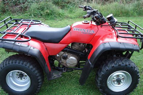 honda fourtrax 300 4x4 2000 model