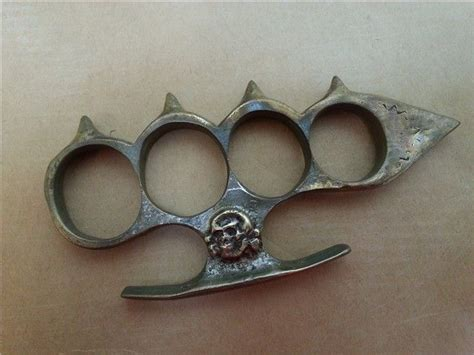 Edc Single Skull Knuckle 565 best images about weapons on edc trench knife and weapons