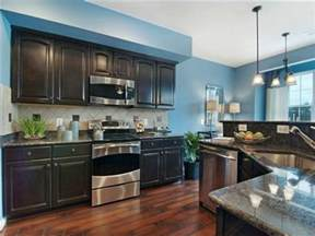 Black Brown Kitchen Cabinets by Kitchen Idea 1 Bright Blue Wall Cabinet Weathered