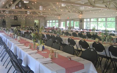 Park Of Roses Shelter House by Venues A Catered Event