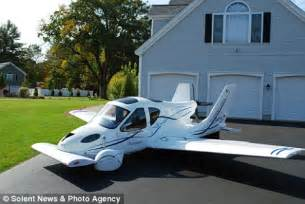 world's first flying car on the roads from next year