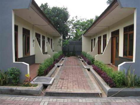 membangun rumah kost kostan  sederhana hingga mewah desain rumah desain rumah